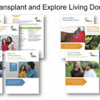 It's Time to Get Your New and Improved Kidney Transplant Education Materials!