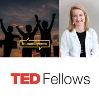 Doing good together through the TED Fellows program